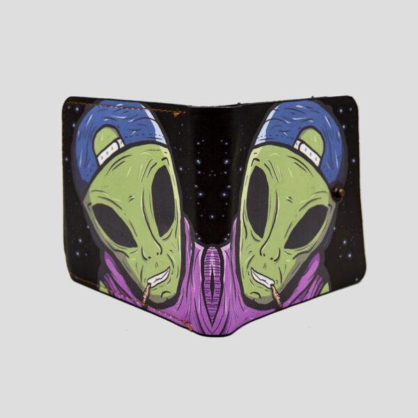 کیف پول مدل Alien کد Cbm031